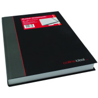 Collins Ideal A4 Notebook Ruled Feint 384 Pages 6448