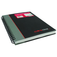Collins Ideal Wirebound A5 Notebook Ruled Feint 192 Pages 468W