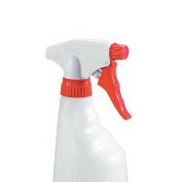 2Work Red Trigger Spray Refill Bottle (Pack of 4) 101958RD