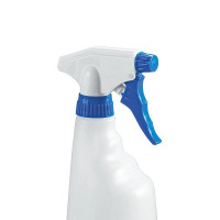 2Work Trigger Spray Refill Bottle Blue (Pack of 4) 101958BU