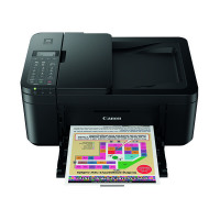 Canon PIXMA TR4550  Multi-Functional Inkjet Printer Black CO11877