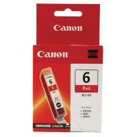 Canon BCI-6R Red Inkjet Cartridge 8891A002
