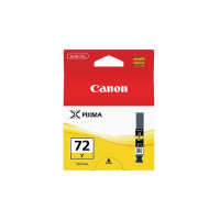 Canon PGI-72Y Yellow Inkjet Cartridge 6406B001
