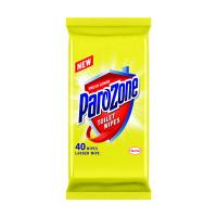 Parozone 40 Toilet Wipes Flushable (Pack of 8) KJEYSJY02058