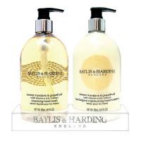 Baylis & Harding Mandarin and GrapeFruit Wash and Lotion Tray 0604243