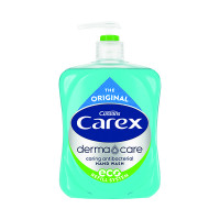 Carex Antibacterial Handwash 500ml 0604256