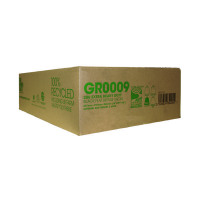 The Green Sack Black Extra Heavy Duty Refuse Sack (Pack of 200) GR0009