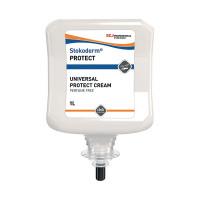 Deb Stokoderm Protect Pure Hand Cream 1 Litre Cartridge UPW1L