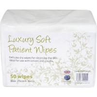 EcoTech Luxury Soft Patient Wipes PWF2000LUX