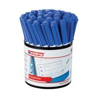 Edding Handwriter Pen Blue (Pack of 42) 1408003