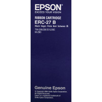 Epson ERC27 Fabric Black Ribbon For TM-U290/M-290 C43S015366