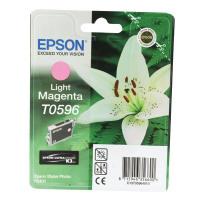 Epson T0596 Light Magenta Inkjet Cartridge C13T05964010 / T0596