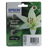 Epson T0599 Light Light Black Inkjet Cartridge C13T05994010 / T0599
