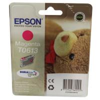 Epson T0613 Magenta Inkjet Cartridge C13T06134010 / T0613