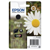 Epson 18 Black Inkjet Cartridge C13T18014012