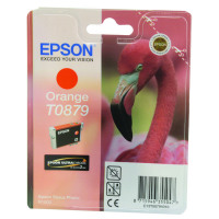 Epson T0879 Orange Inkjet Cartridge C13T08794010 / T0879