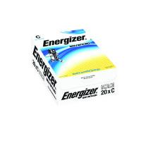 Energizer Advanced E93 C Batteries (Pack of 20) E300488100