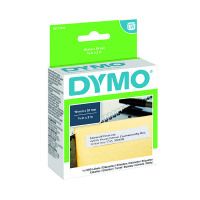 Dymo 11355 Multi-Purpose Labels 19 x 51mm White (Pack of 500) S0722550
