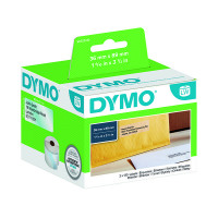 Dymo Clear Large Address Labels 36x89mm (Pack of 260) S0722410
