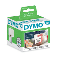 Dymo White Diskette Label 54x70mm (Pack of 320) S0722440