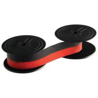 Facit 1024FN/C340/C365 Fabric Black Ribbon /Red 7024