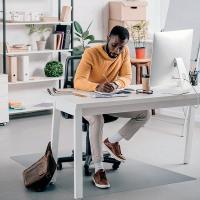 Ecotex Evolutionmat Carpet Chair Mat Rectangular 120x90cm FL74151