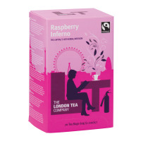 London Tea Raspberry and Chilli Tea (Pack of 20) FLT0005