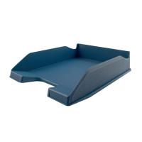 Exacompta Forever Letter Tray Blue 113101D