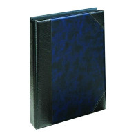 Goldline A5 Telephone Address Book Blue DTAA5/BL