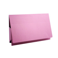 Guildhall Pink Probate Document Wallet (Pack of 25) PRW2-PNK