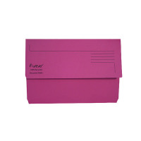 Guildhall Forever Bright Pink Document Wallet (Pack of 25) 211/5002