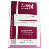 Guildhall Headliner Book 80 Pages 298x203mm 38/12 1150