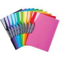 Iderama Clip Files Assorted (Pack of 20) 45670E