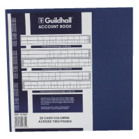 Guildhall Account Book 80 Pages 26 Cash Columns 51/26 1334