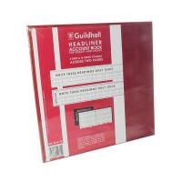 Guildhal Burgundy Headliner 20 Column Account Book 58/4-16 1384