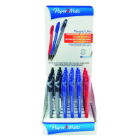 PaperMate FlexGrip Ultra Ballpoint Pens Display (Pack of 36) S0189342