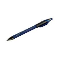 PaperMate Flexgrip Elite Retractable Ballpoint Pen Medium Blue (Pack of 12) S0767610