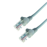 Connekt Gear RJ45 Cat6 Grey 3m Snagless Network Cable 31-0030G