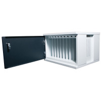 Genee World 10 Bay Charge and Sync Cabinet