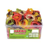 Haribo Giant Suckers Tub 13544