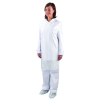 Shield White Disposable Aprons on a Roll (Pack of 1000) A2W/R