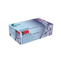 Handsafe Nitrile Examination Gloves Powder Free Cobalt Blue Medium GN91M