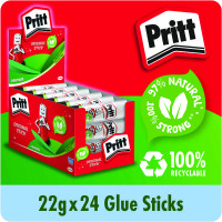 Pritt Stick 22g in Display Box (Pack of 24) 1564150