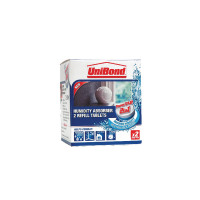 Unibond Humidity Absorber Small Refill (Pack of 2) 1554712