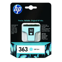 HP 363 Light Cyan Inkjet Cartridge C8774EE