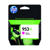 HP 953XL HY Ink Magenta Cartridge F6U17AE#BGX