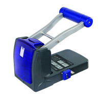 Rapesco Black P1100 Heavy Duty 2-Hole Power Punch 0247