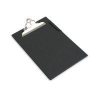 Rapesco Heavy Duty Clipboard A4/Foolscap Black CD1000B2
