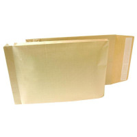 New Guardian Armour Gusset Envelope 470x300x70mm Manilla 130gsm Peel and Seal Pack of 100 B28513
