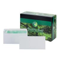 Basildon Bond DL Envelopes Peel and Seal 120gsm White (Pack of 500) C80116